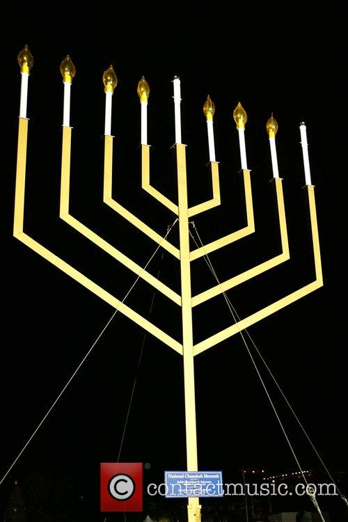 National Hanukkah Menorah Lighting Ceremony