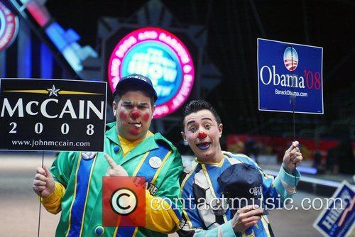 Ringling Bros. and Barnum & Bailey Circus presents...