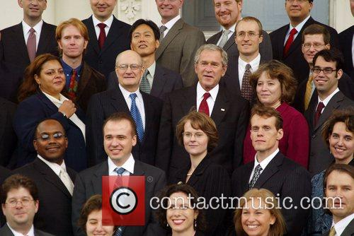 George W Bush and Engineers 3