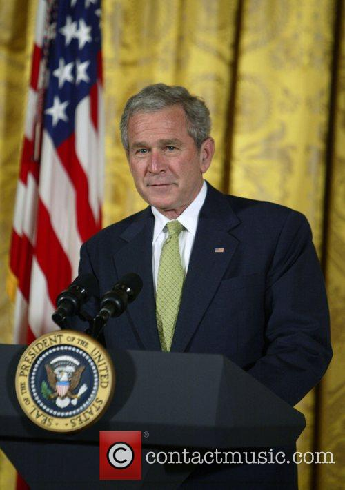 President George W. Bush The National Endowment for...
