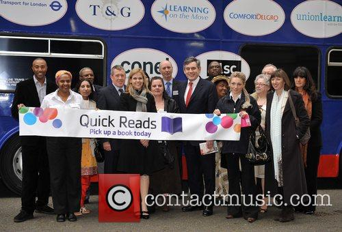 Quick Reads 2008 launch event on 'World Book...