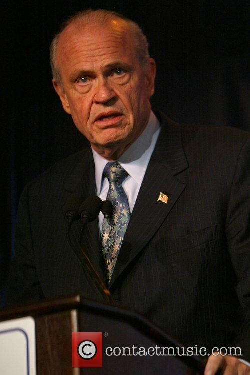 Presidential Candidate Former Senator Fred Thompson 1