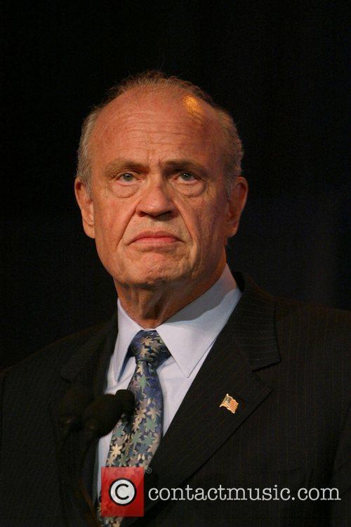 Presidential Candidate Former Senator Fred Thompson 6