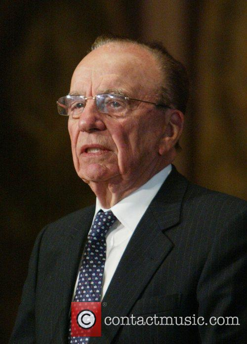 Rupert Murdoch, Chairman and Ceo Of News Corporation 7