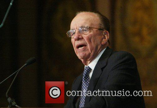 Rupert Murdoch, Chairman and Ceo Of News Corporation 3