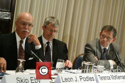 Leon Podles, Terence McKiernan, Thomas Doyle News conference...