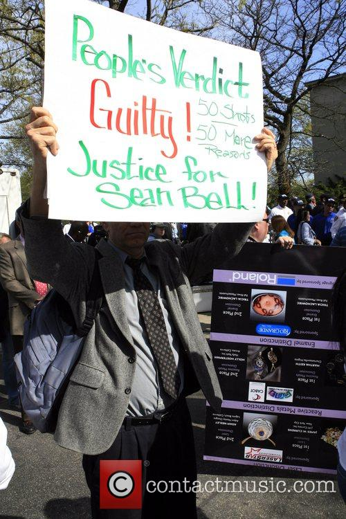 Atmosphere  Reaction to the Sean Bell verdict,...