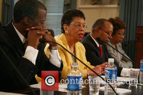 The Honorable JC Watts, Dr. Bettye Gardner, Mr....