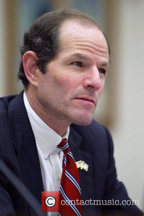 New York Governor Eliot Spitzer 1