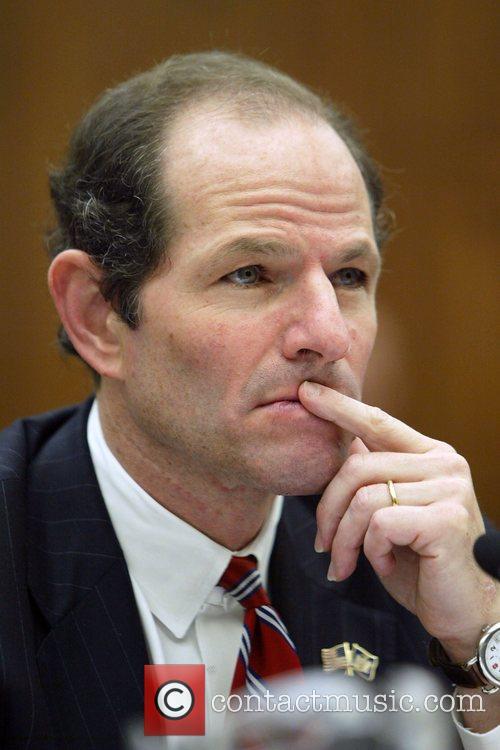 New York Governor Eliot Spitzer 7