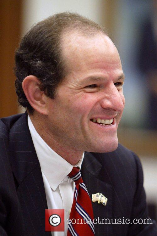 New York Governor Eliot Spitzer The House Energy...
