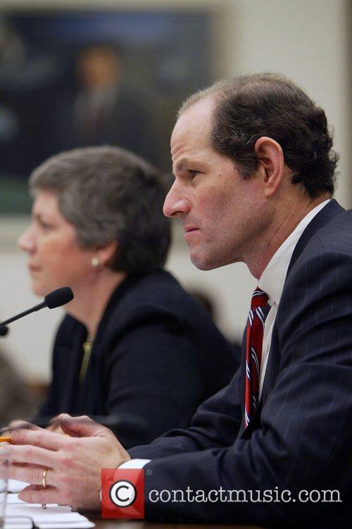 New York Governor Eliot Spitzer 8