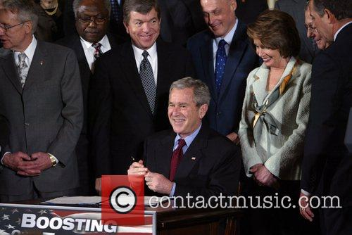 U.s. President George W. Bush 7