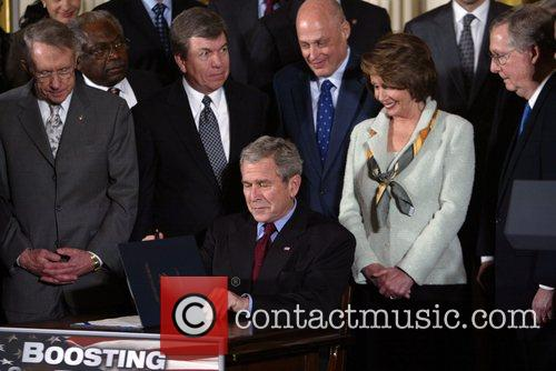 U.S. President George W. Bush signed H.R. 5140:...