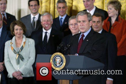 U.s. President George W. Bush 5