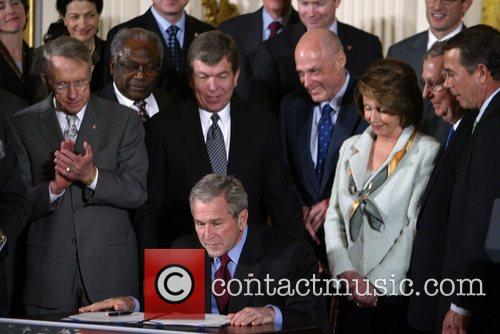 U.s. President George W. Bush 2