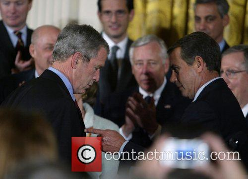 U.s. President George W. Bush 6