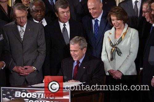 U.s. President George W. Bush 8
