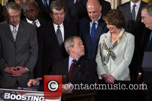 U.s. President George W. Bush 3