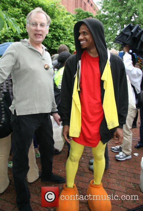 Bernhard Goetz 1st Veggie Pride Parade Inspired by...