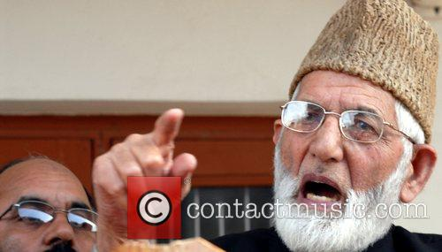 APHC Chairman Syed Ali Shah Geelani asks people...