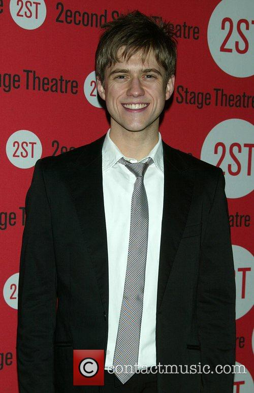 Aaron Tveit  Opening night after party for...