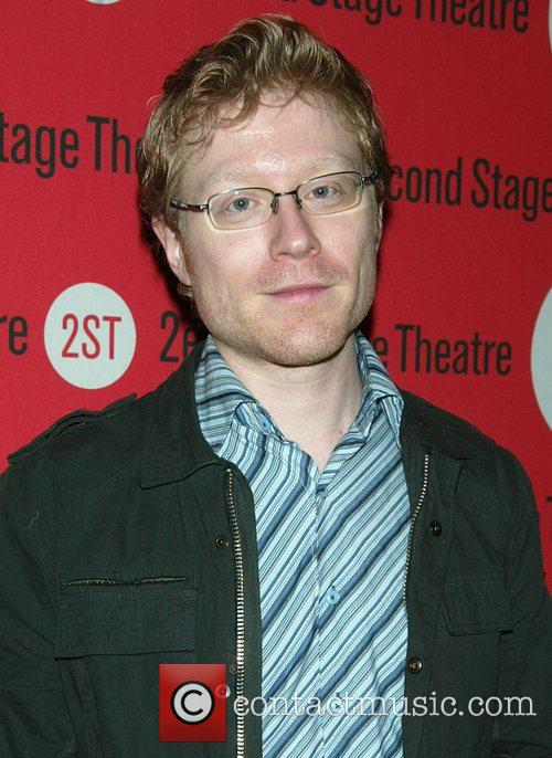 Anthony Rapp from the film 'Rent' Opening night...