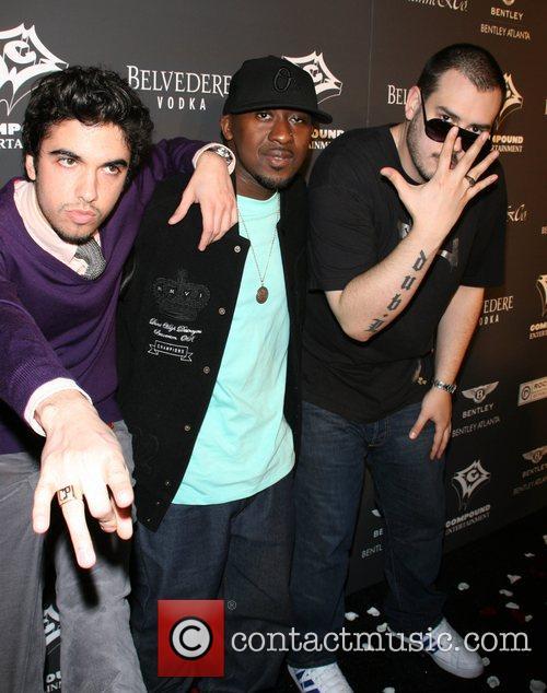 DJ Cassidy, O Neil Mcknight and Dube Ne-Yo...