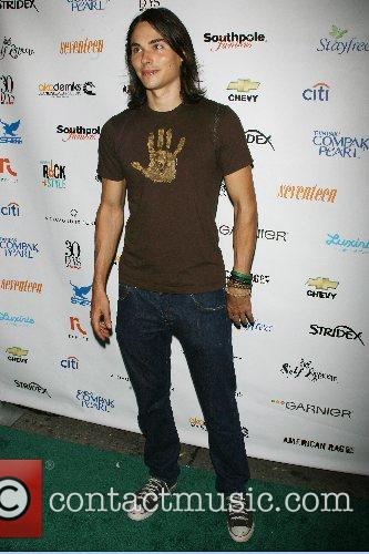 Ben Jelen Seventeen Magazine's Rock-N-Style Concert and Fashion...