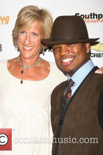 Jane Pratt and Ne-yo 2