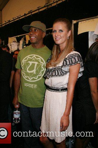 Russell Simmons and Nicky Hilton 1
