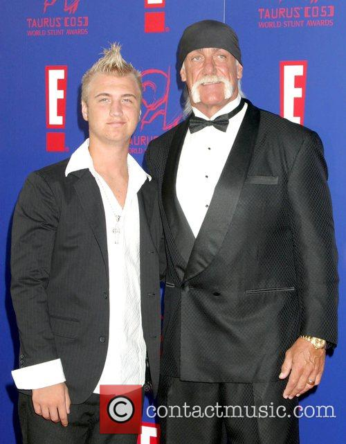 Hulk Hogan and Police
