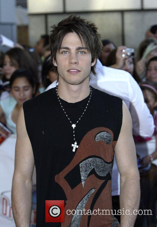 Dean Geyer Nickelodeon Australian Kids' Choice Awards 2007...