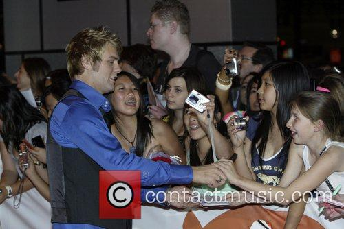 Nickelodeon Australian Kids' Choice Awards 2007 at Sydney...