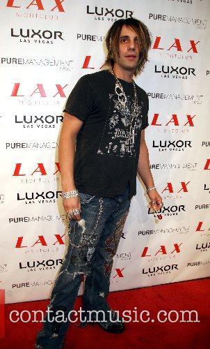 Criss Angel Nicky Hilton celebrates her 25th Birthday...