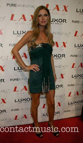 Nicky Hilton Nicky Hilton celebrates her 25th Birthday...