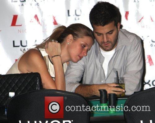 Nicky Hilton, David Katzenberg  Nicky Hilton Playing...