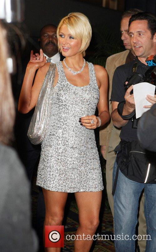Nicky Hilton celebrates her 25th Birthday at LAX...