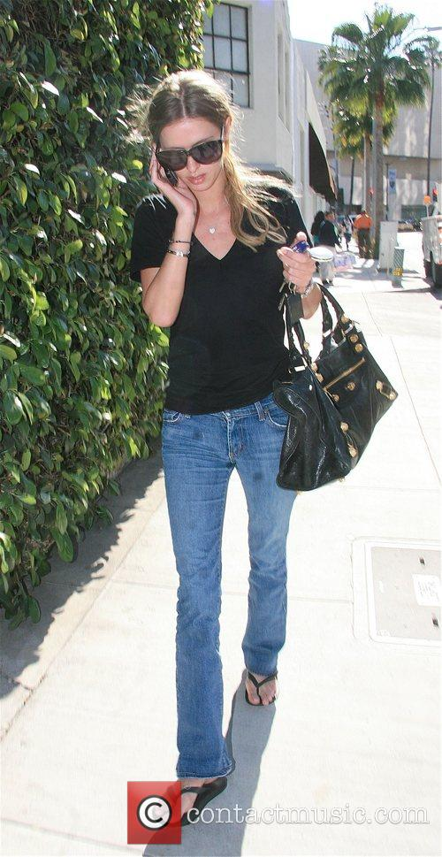 Nicky Hilton gets her nails done at Nails...