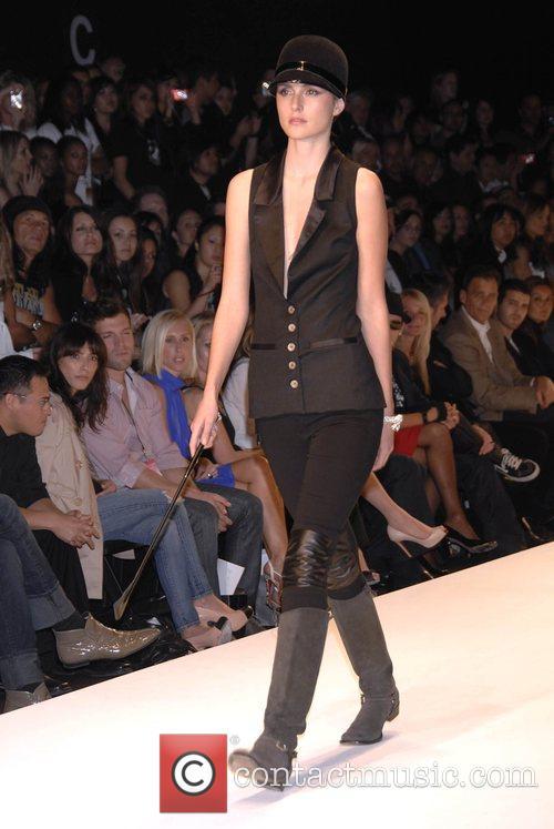 Mercedes-Benz Autumn 2008 LA Fashion Week - NH...
