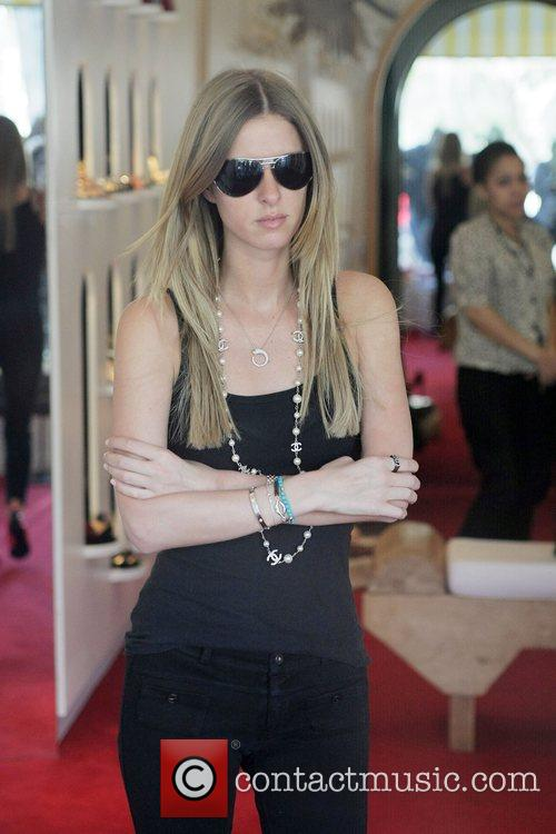 Nicky Hilton, Kathy Hilton Get Some Retail Therapy In West Hollywood. Mother, Daughter Were Shopping At Various Hollywood Boutiques Including Petrozilla, Hillary Rush and Christian Louboutin Shoes 5