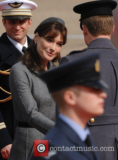 Carla Bruni and Prince Charles 5