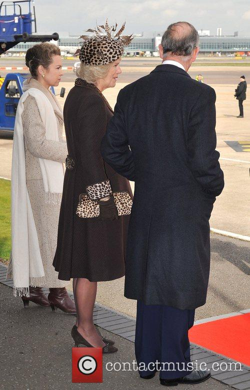 Prince Charles, The Prince Of Wales, Camilla and The Duchess Of Cornwall