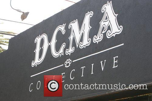 DCMA Boutique on Melrose Avenue