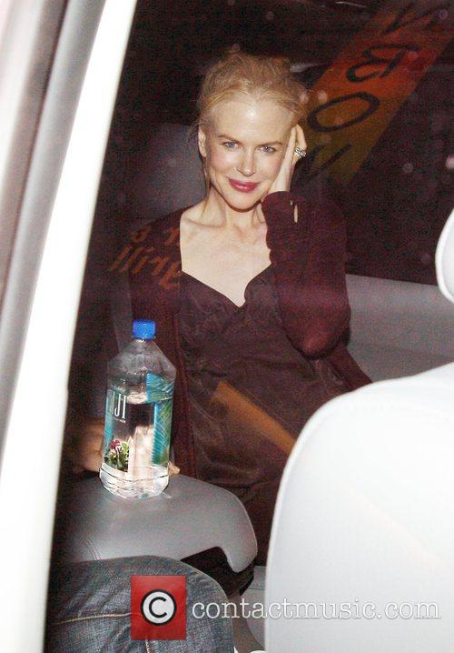 Nicole Kidman and Bryan Adams 7