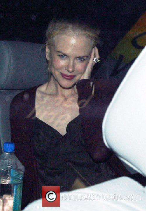 Nicole Kidman and Bryan Adams 4