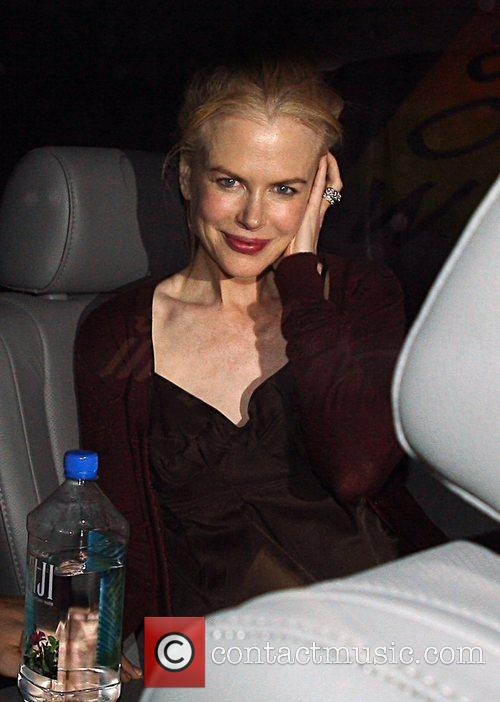 Nicole Kidman and Bryan Adams 6