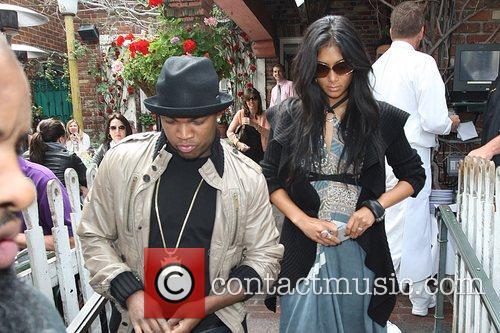 Ne-Yo and Pussycat Doll Nicole Scherzinger 4