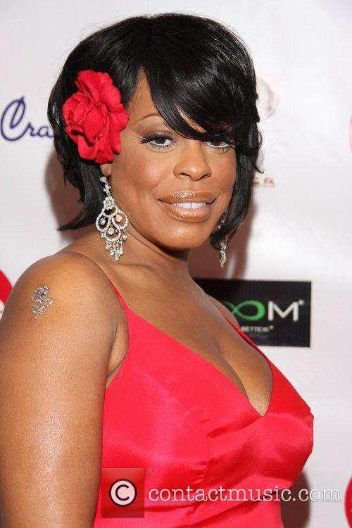 free style wallpaper niecy nash hot. Black Bedroom Furniture Sets. Home Design Ideas