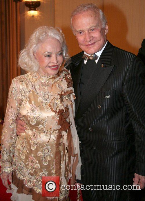 Buzz Aldrin & Lois Cannon,  The 18th...